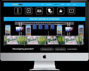 Eventbar-website