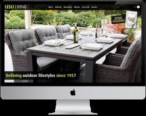 Lesli-Living-website